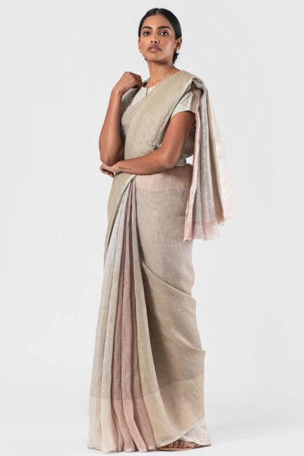 Anavila Natural Comodromo sari