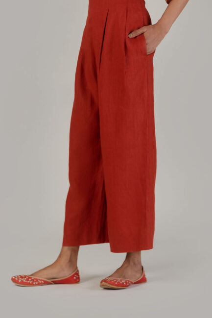Anavil Linen trouser