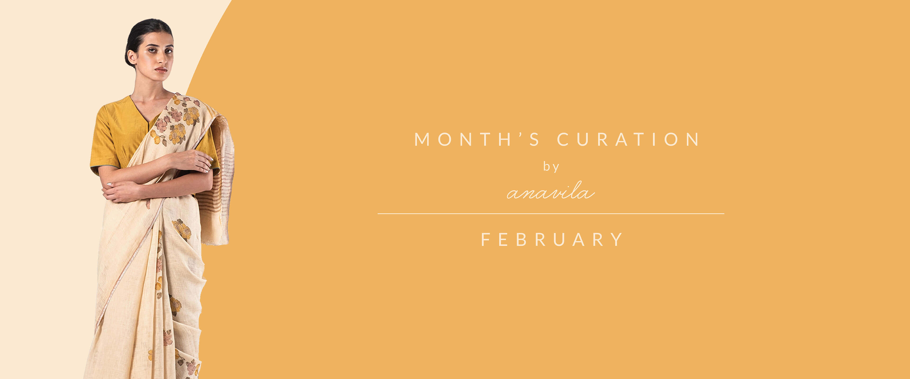 Month's Curation by Anavila