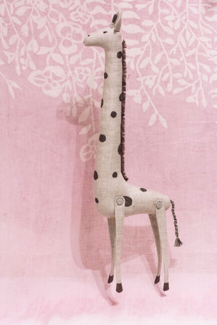 Anavila Vasu Giraffe